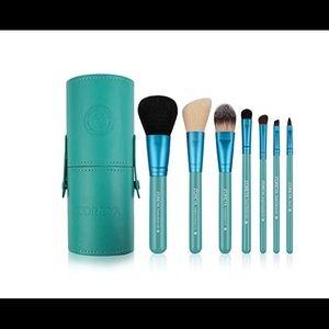 Zoreya Makeup Brush 7pc Set with